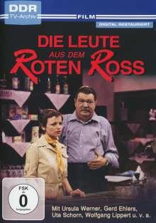 Die Leute aus dem Roten Ross, DVD