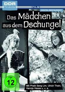 Das Mädchen aus dem Dschungel, DVD