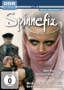 Spinnefix, DVD