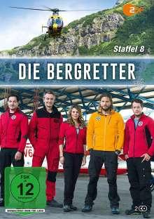 Die Bergretter Staffel 8, 2 DVDs