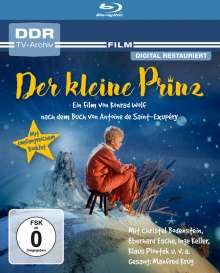 Der kleine Prinz (1972) (Blu-ray), Blu-ray Disc