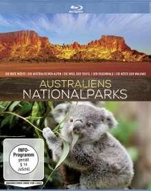 Australiens Nationalparks (Blu-ray), Blu-ray Disc