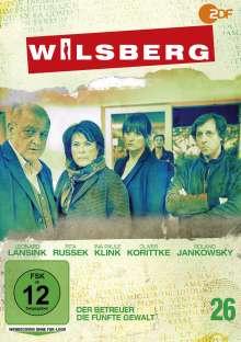 Wilsberg DVD 26: Der Betreuer / Die fünfte Gewalt, DVD