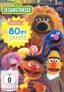 Sesamstrasse Classics: Die 80er Jahre, 2 DVDs