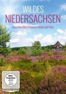 Wildes Niedersachsen: Zwischen Wattenmeer, Heide und Harz, DVD