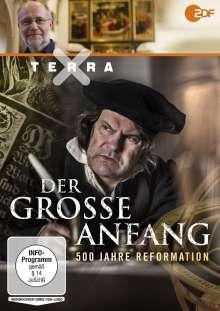 Terra X: Der große Anfang - 500 Jahre Reformation, DVD