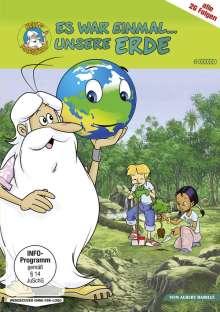 Es war einmal...unsere Erde, 6 DVDs