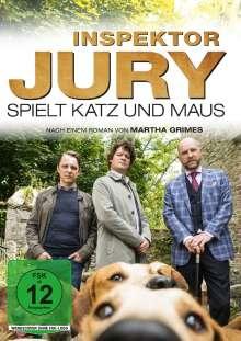 Inspektor Jury spielt Katz und Maus, DVD
