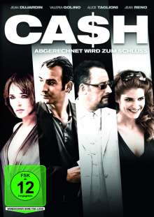 Ca$h (2008), DVD