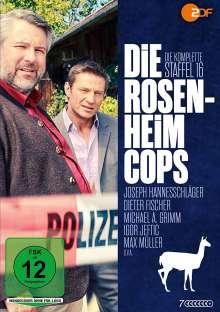 Die Rosenheim-Cops Staffel 16, 7 DVDs