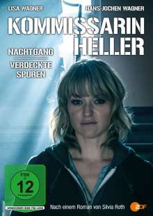Kommissarin Heller: Nachtgang / Verdeckte Spuren, DVD