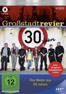 30 Jahre Großstadtrevier (Jubiläumsedition), 9 DVDs