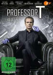 Professor T. Folge 1-4, DVD