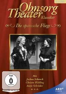 Ohnsorg Theater: Die spanische Fliege, DVD