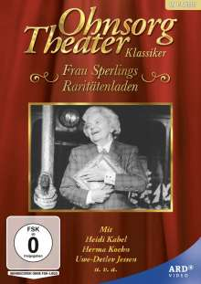 Ohnsorg Theater: Frau Sperlings Raritätenladen (hochdeutsch), DVD