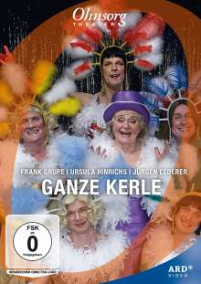 Ohnsorg Theater: Ganze Kerle, DVD