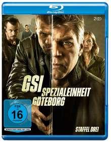 GSI - Spezialeinheit Göteborg Staffel 3 (Blu-ray), 2 Blu-ray Discs