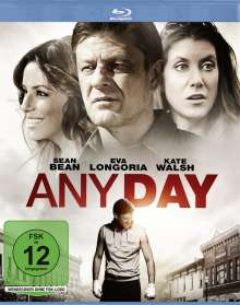 Any Day (Blu-ray), Blu-ray Disc