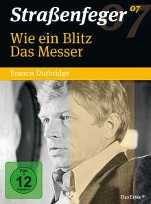 Straßenfeger Vol.7: Wie ein Blitz / Das Messer, 4 DVDs