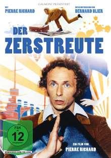 Der Zerstreute, DVD