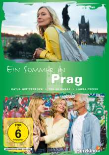 Ein Sommer in Prag, DVD