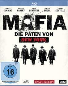 Mafia - Die Paten von New York (Blu-ray), 2 Blu-ray Discs