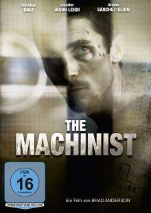 The Machinist, DVD