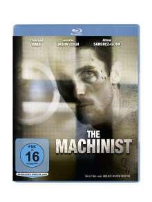 The Machinist (Blu-ray), Blu-ray Disc
