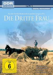 Die dritte Frau, DVD