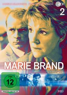 Marie Brand Vol. 2, 3 DVDs
