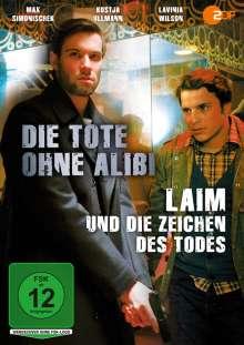 Die Tote ohne Alibi / Laim und die Zeichen des Todes, DVD