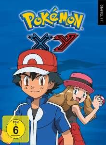 Pokemon Staffel 17: XY, 6 DVDs