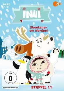 Inui - Abenteuer am Nordpol Staffel 1 Box 1, DVD