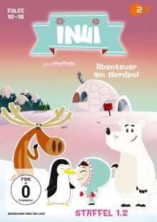 Inui - Abenteuer am Nordpol Staffel 1 Box 2, DVD