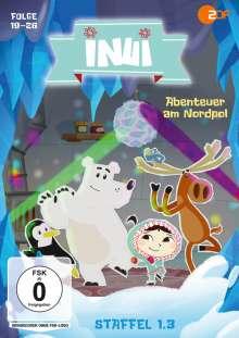 Inui - Abenteuer am Nordpol Staffel 1 Box 3, DVD