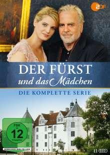 Der Fürst und das Mädchen (Komplette Serie), 11 DVDs