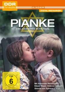 Pianke, DVD