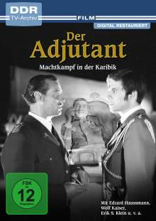 Der Adjutant, DVD