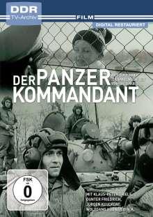 Der Panzerkommandant, DVD