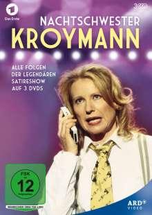 Nachtschwester Kroymann (Komplette Serie), 3 DVDs