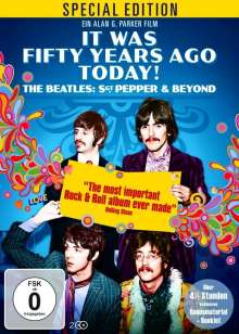 It Was Fifty Years Ago Today! The Beatles: Stg. Pepper & Beyond (OmU) (Special Edition), 2 DVDs