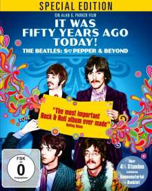 It Was Fifty Years Ago Today! The Beatles: Stg. Pepper & Beyond (OmU) (Special Edition) (Blu-ray), Blu-ray Disc