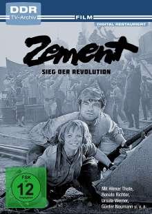 Zement, DVD