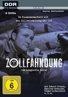 Zollfahndung, 2 DVDs