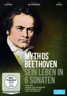 Mythos Beethoven - Sein Leben in 6 Sonaten (Exklusiv für jpc), DVD