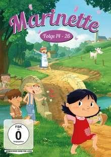 Marinette Folge 14-26, DVD