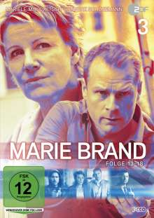 Marie Brand Vol. 3, 3 DVDs