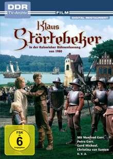 Klaus Störtebeker (1980), DVD