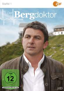 Der Bergdoktor Staffel 1 (2008), 2 DVDs