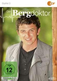 Der Bergdoktor Staffel 3 (2010), 4 DVDs